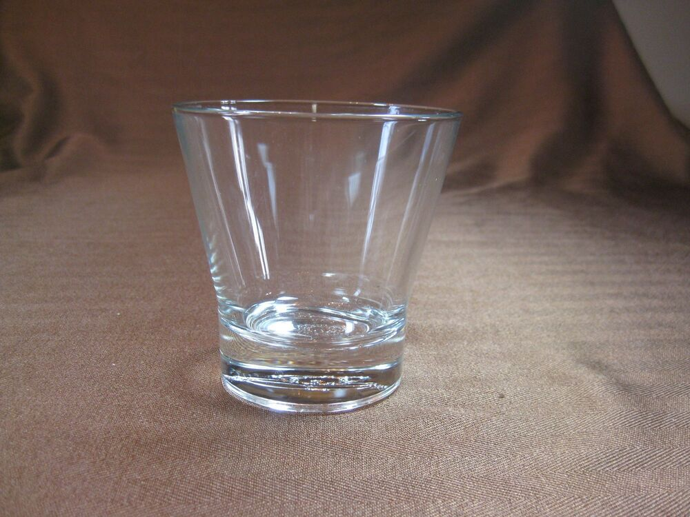 Crown Royal Old Fashioned Glass Set Of