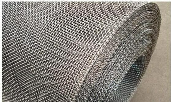 Stainless Steel Woven Wire Mesh 8 Mesh 6 Quot X 6 Quot Type 304