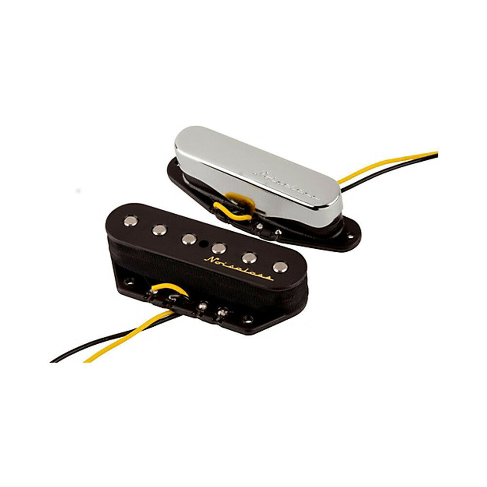 Fender Noiseless Pickups For Telecaster 5 Way Wiring