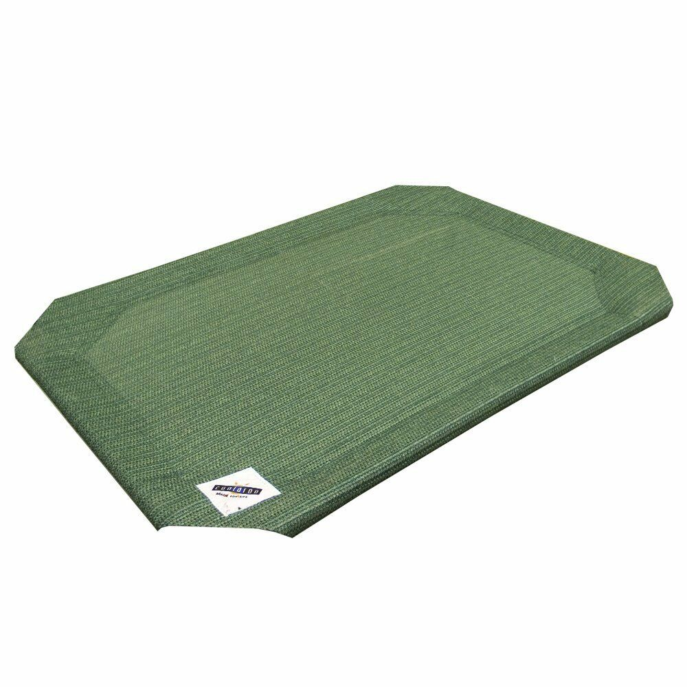 Large Coolaroo Elevated Pet Dog Bed Replacement Cover Mat