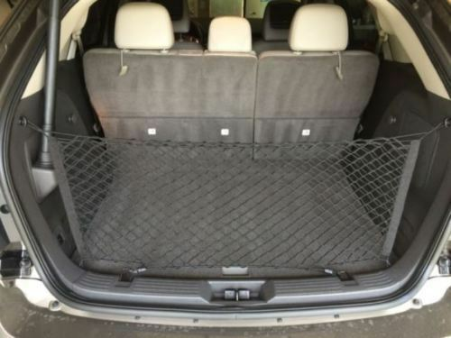 Envelope Style Trunk Cargo Net For Lincoln Mkx 2009 2015