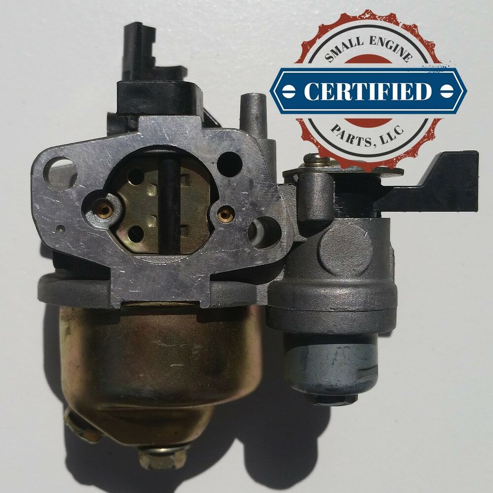 Pressure Washer Carburetor Parts : Carb carburetor fits homelite pressure washer cc