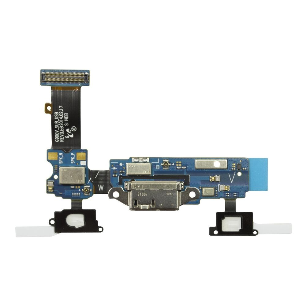 Charging Charge Port Dock Usb Connector Flex Cable For