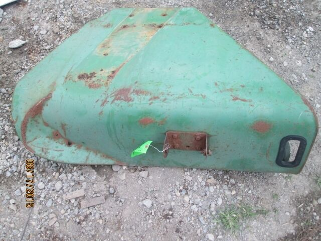 3010 John Deere Fenders : John deere right side fender item