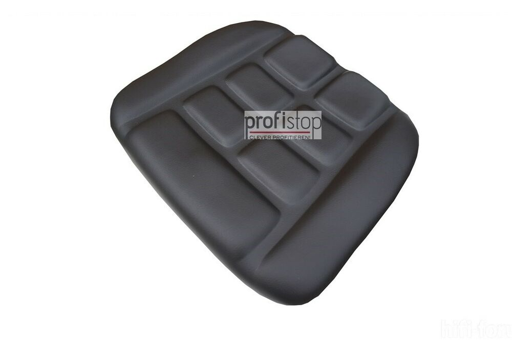 Grammer Seat Cushions : Seat cushion pillow suitable grammer gs b pvc forklift