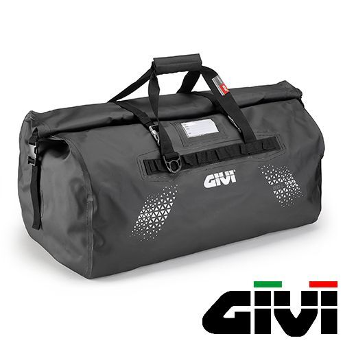 sac tanche givi ut804 rouleau 100 waterproof 80l selle moto route neuf wp401 ebay. Black Bedroom Furniture Sets. Home Design Ideas