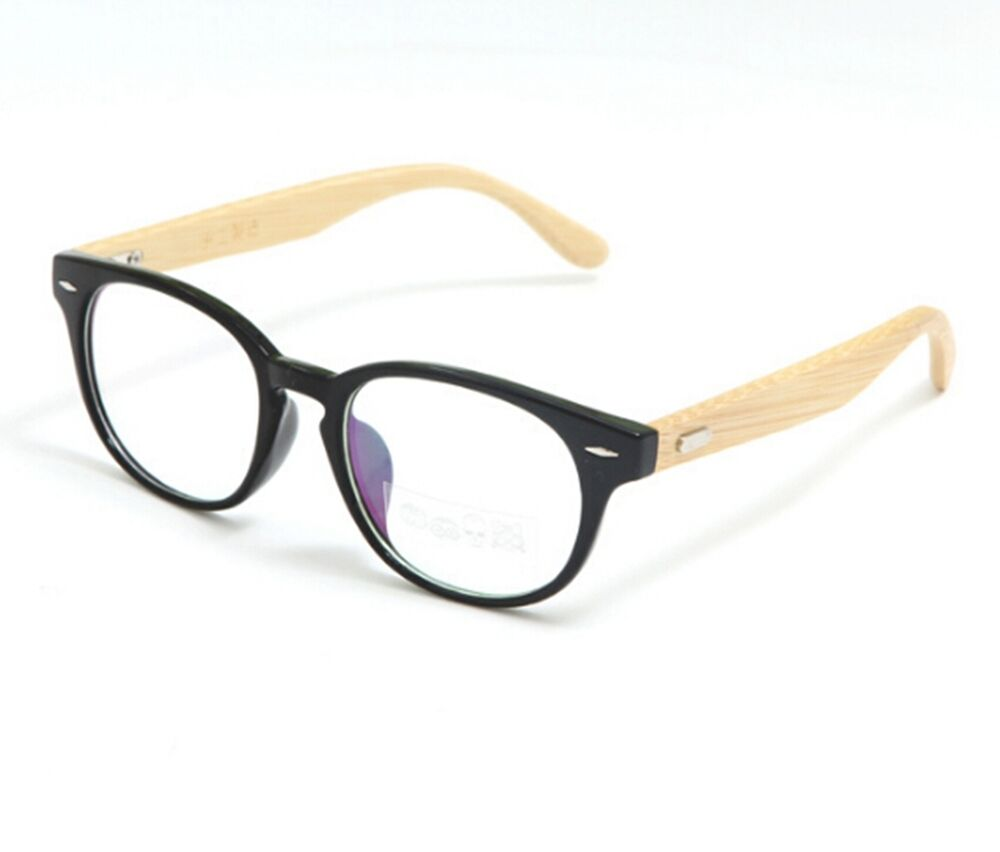 mens womens handmade wooden eyeglasses glasses frame rx