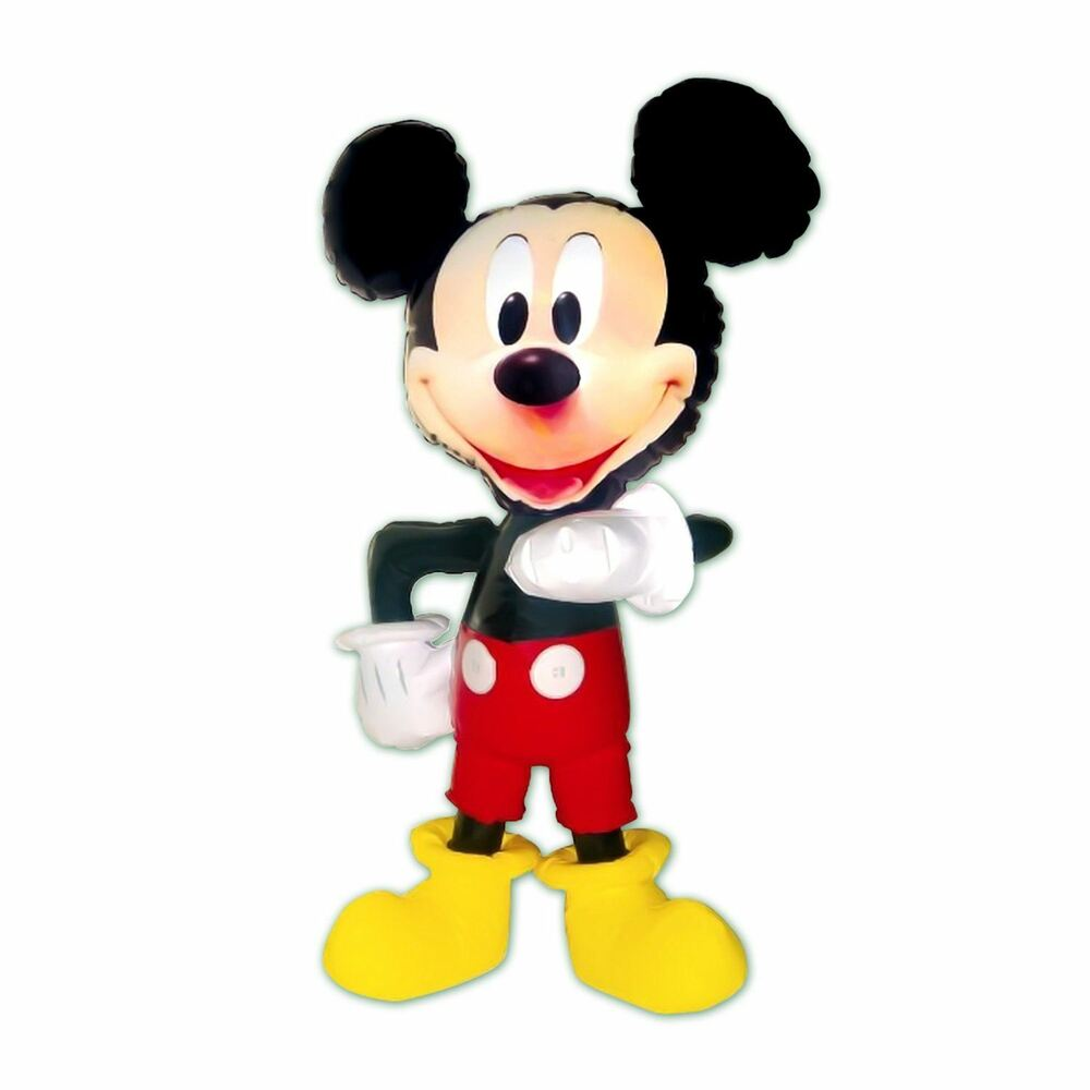 Mickey Mouse Cake Topper Figures Uk