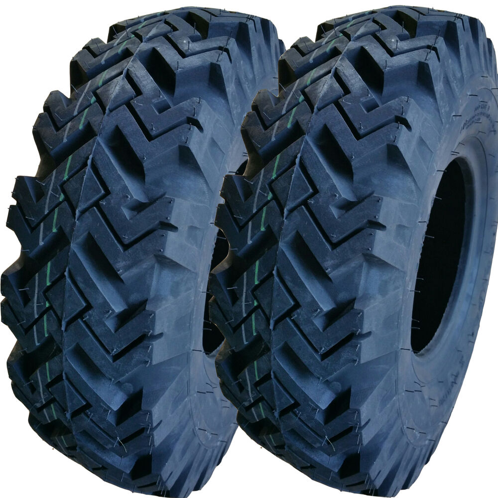 Three Wheeler Tires : Two  tire for vintage cushman truckster