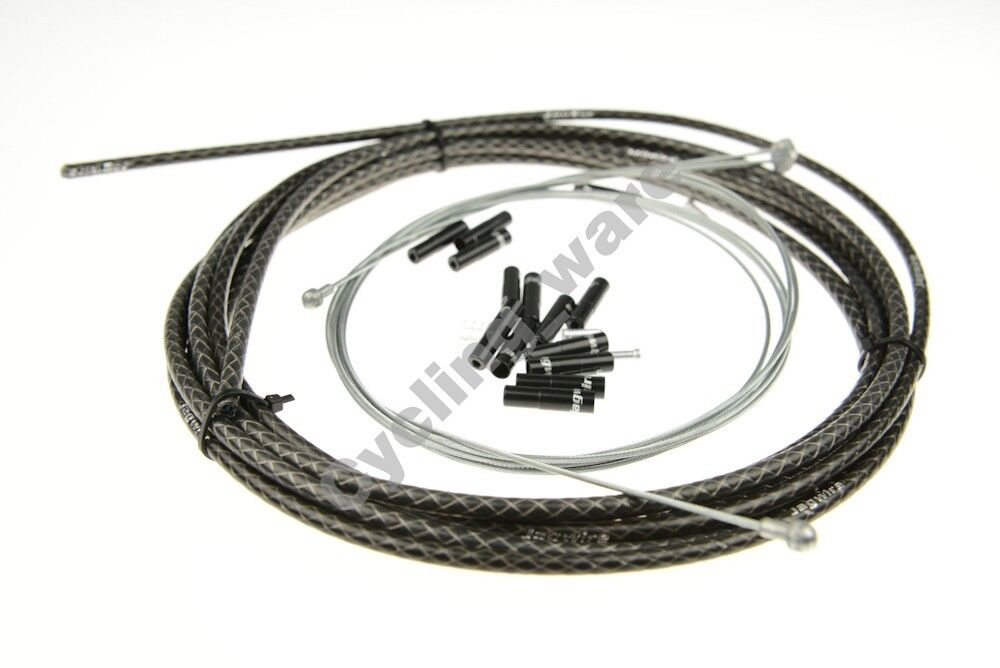 Tube Housing Cable Brake Shifter Kit Jagwire Braided Woven
