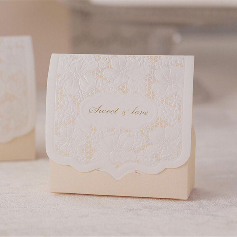 ... Wedding Engagement Anniversary Party Cake Favour Gift Box Boxes eBay