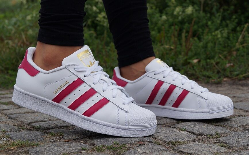 neu schuhe adidas superstar foundation weiss damen turnschuhe sneaker b23644 ebay. Black Bedroom Furniture Sets. Home Design Ideas