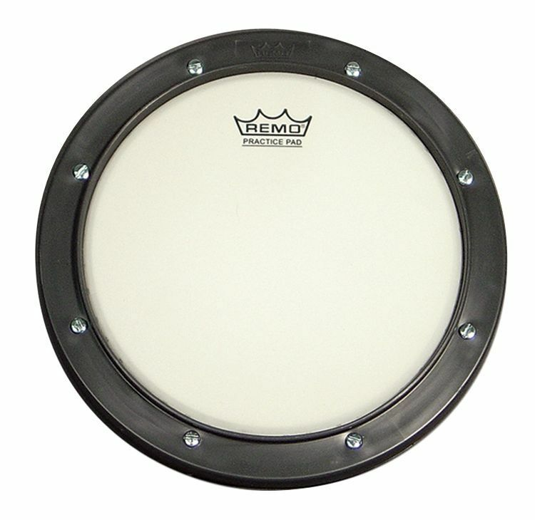 remo 6 inch tunable drummer 39 s practice pad rt 0006 00 ebay. Black Bedroom Furniture Sets. Home Design Ideas