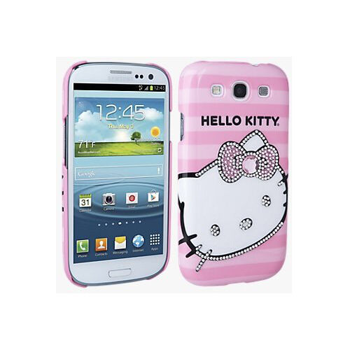 Hello Kitty Cover Case for Samsung Galaxy S2 S3 S4 S5 Mini ... |Samsung Galaxy S3 Mini Case Hello Kitty
