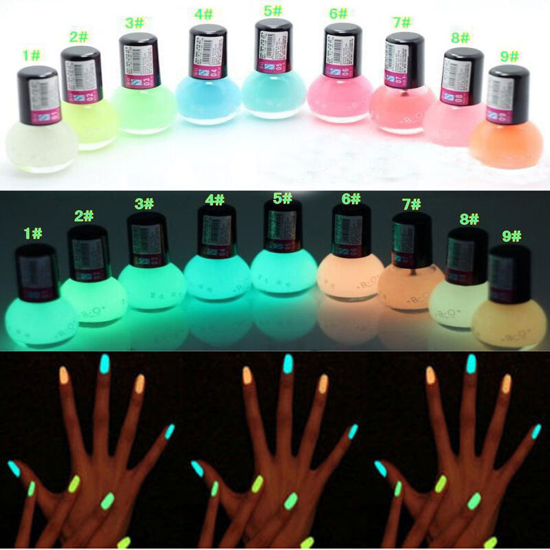 Candy color glow in the dark fluorescent neon luminous - Glow in the dark paint colors ...