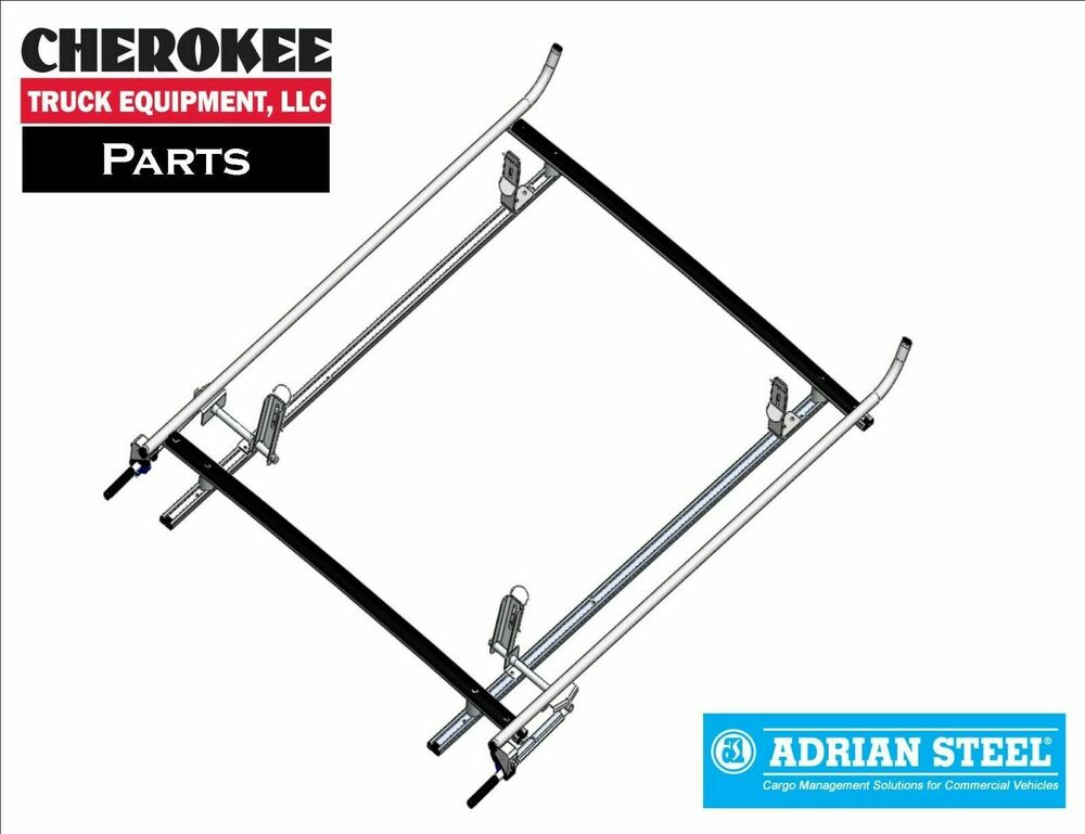 Adrian Steel 63 Pmc Double Grip Lock Ladder Rack For Ram
