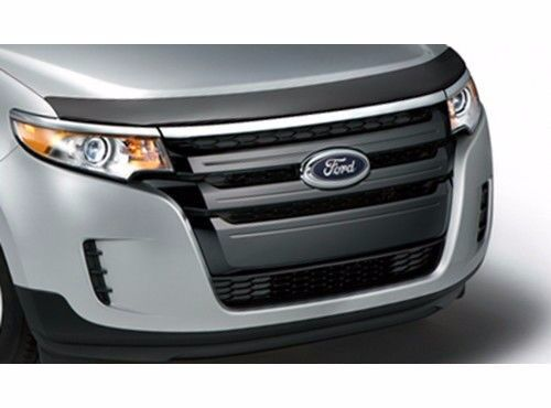 2011 2014 Ford Edge Front Grille Inserts Primed Ebay
