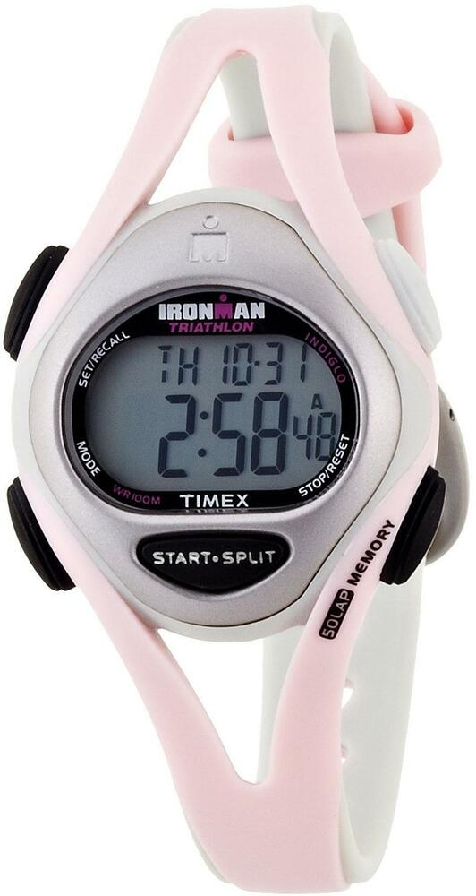 3c2365dfe2df Details about NEW-TIMEX IRONMAN PINK