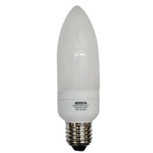 Low Energy Saver Decorative Fluorescent Light Bulb Lamp 9w