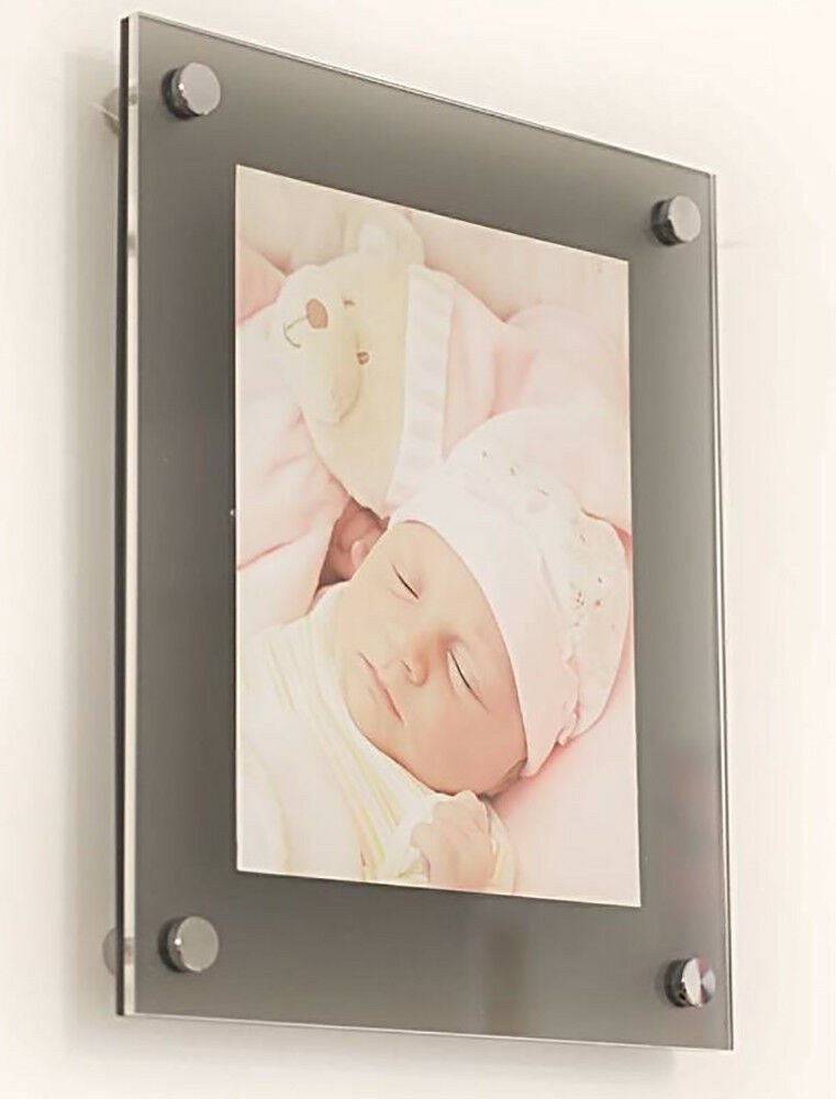 acrylic wall picture photo frame 8x1010x1210x2016x2016x2420x2020x24 20x30 ebay