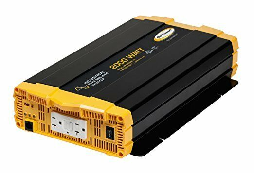 New Go Power GP SW2000 12 2000 Watt Pure Sine Wave Inverter 12 Volt ...
