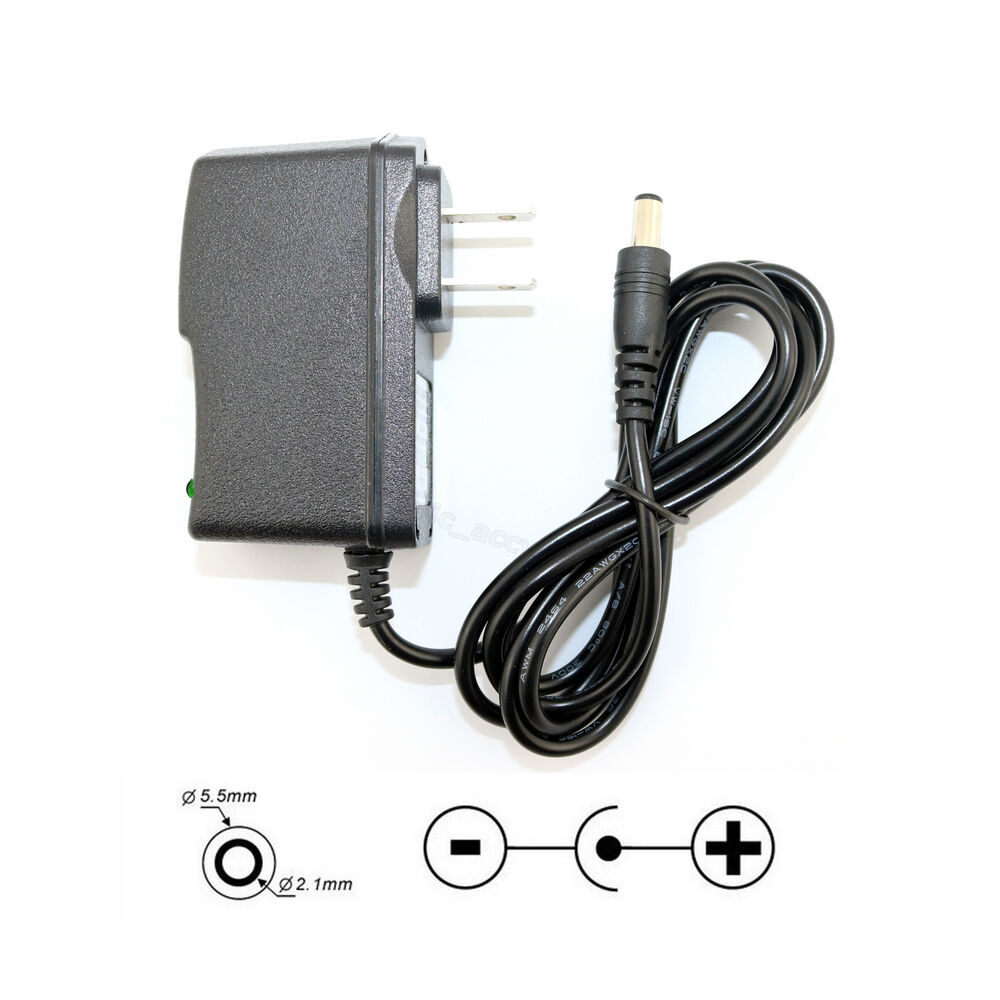 Wall Adapter Switching Power Supply AC/DC 12V 1A Power Adapter 5.5x2.1mm NEW 601263318934   eBay
