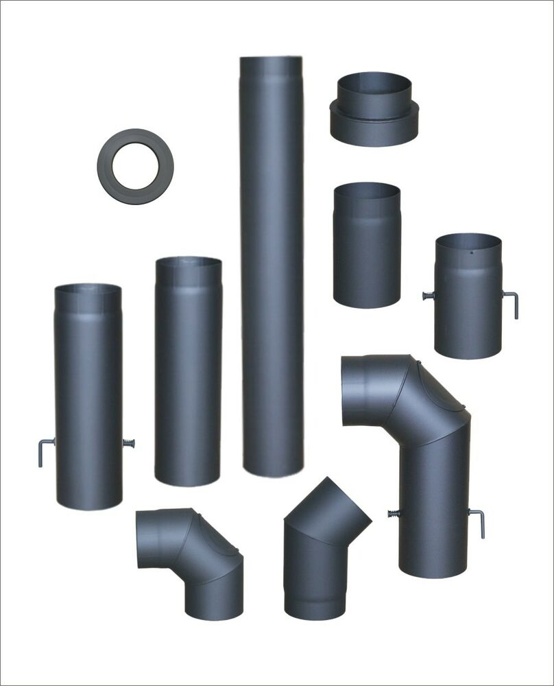 stove pipe for fire flue pipe exhaust sheet exhaust