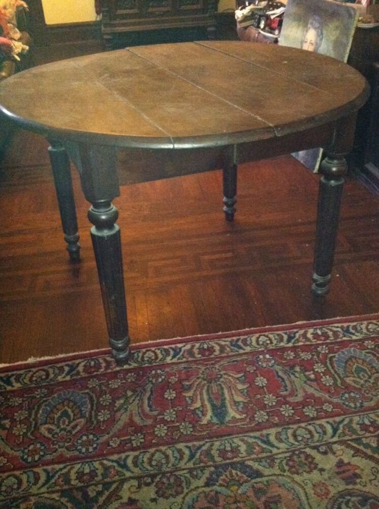 Ebay Antique Furniture Dining Tables