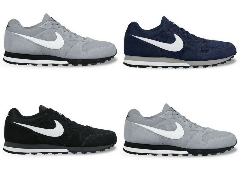 nike md runner 2 men 39 s running shoes sneakers new ebay. Black Bedroom Furniture Sets. Home Design Ideas