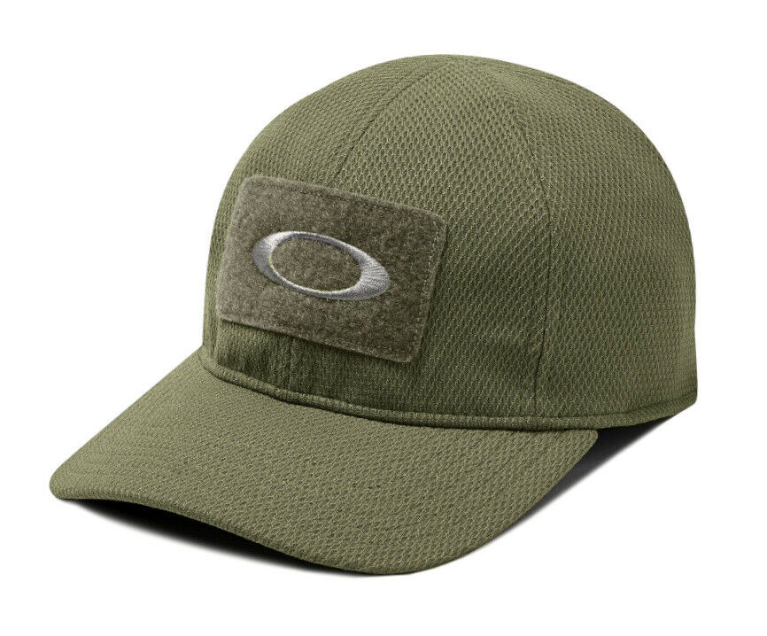 OAKLEY 911444A SI Standard Issue Tactical Morale Patch Men s Worn Olive Cap   ff8911d7dd55
