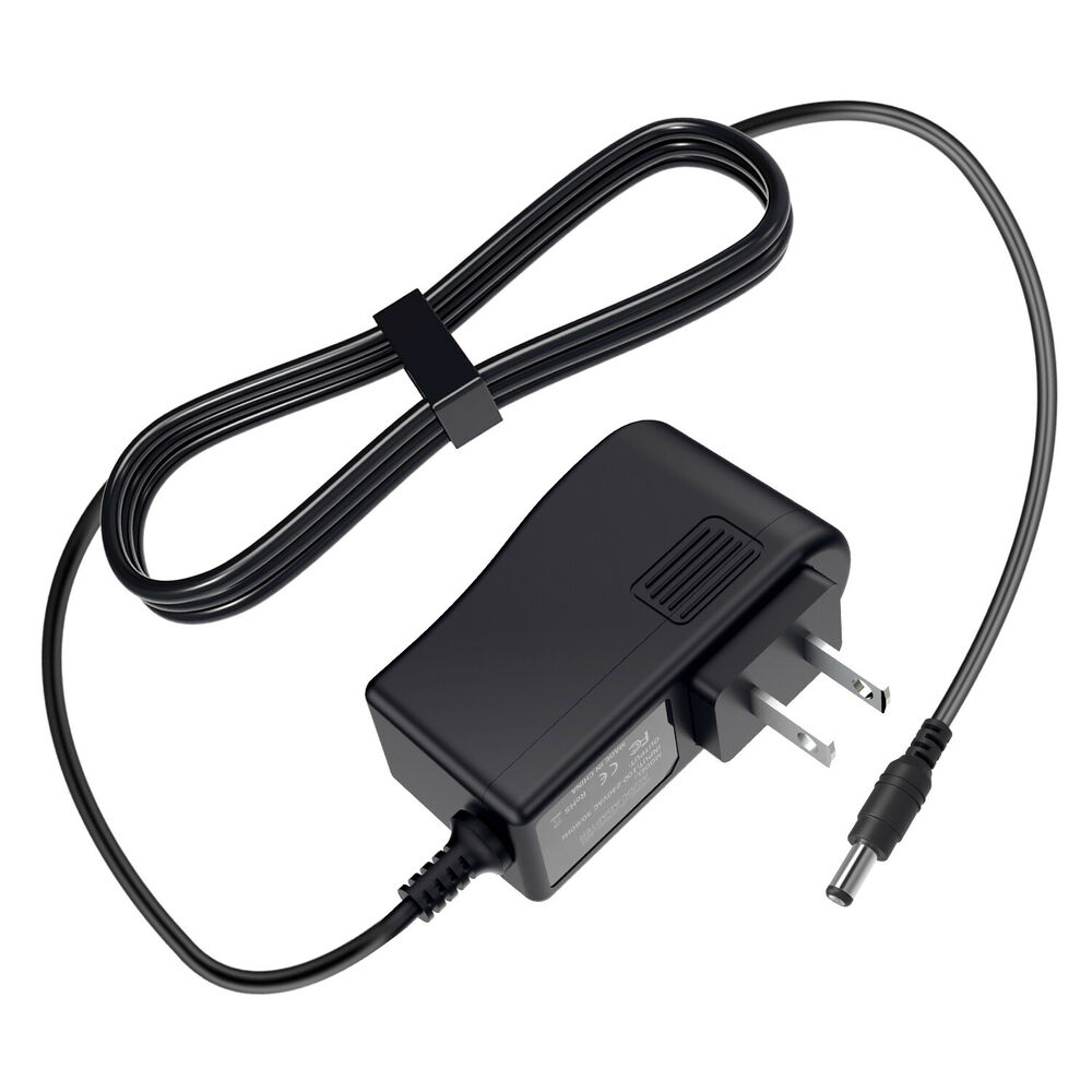 ac adapter for casio ctk 431 ctk 491 keyboard wall charger power supply cord new ebay. Black Bedroom Furniture Sets. Home Design Ideas