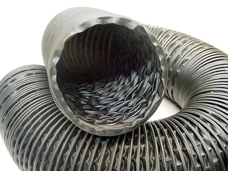 Flexible Duct Hose : Buick quot black flexible heater a c duct hose sold foot