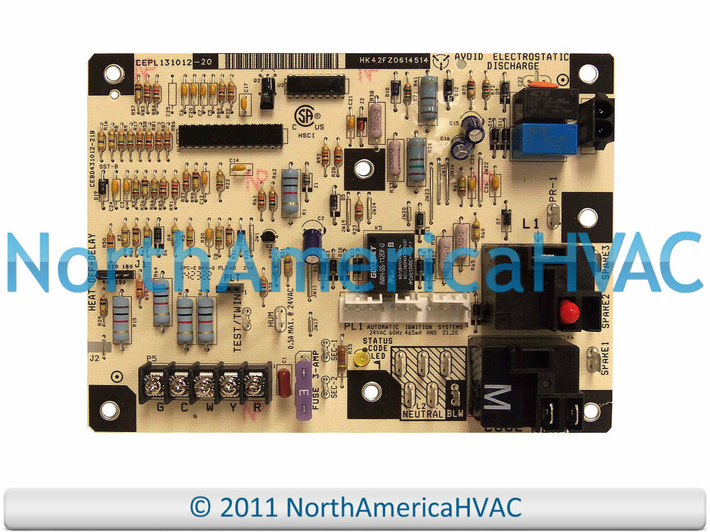 Oem Carrier Bryant Payne Heat Pump Defrost Control Board