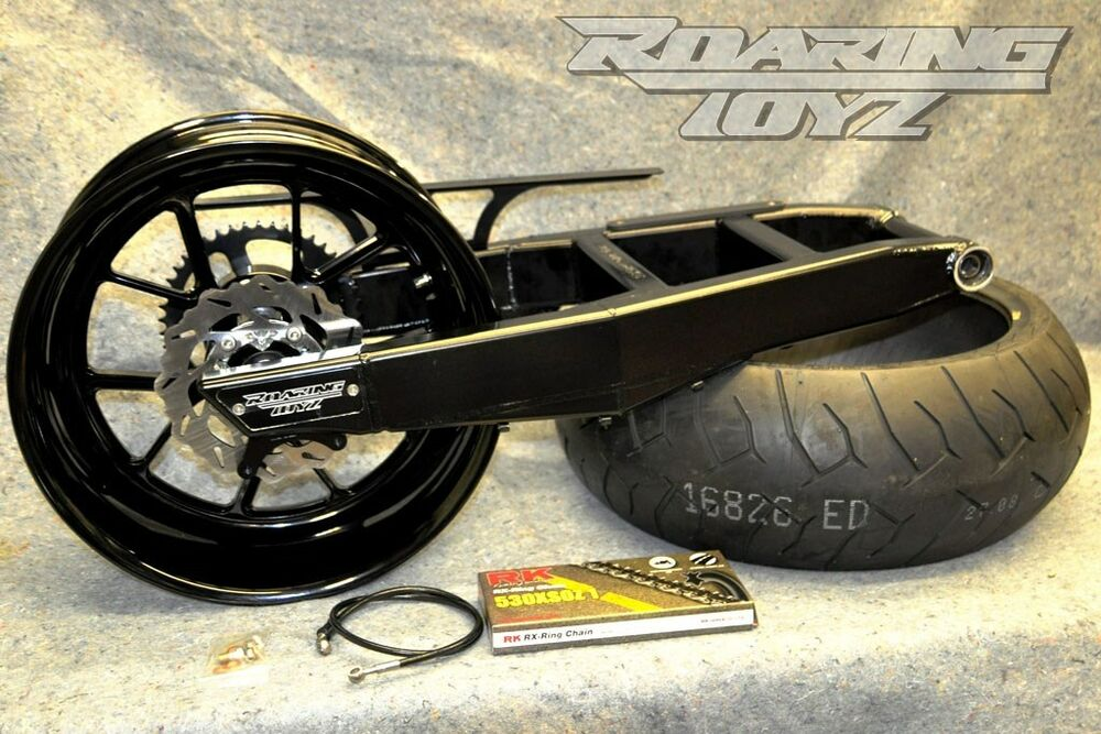Kawasaki Zx14 Zx14r 2006 2015 240 Wide Tire Swingarm