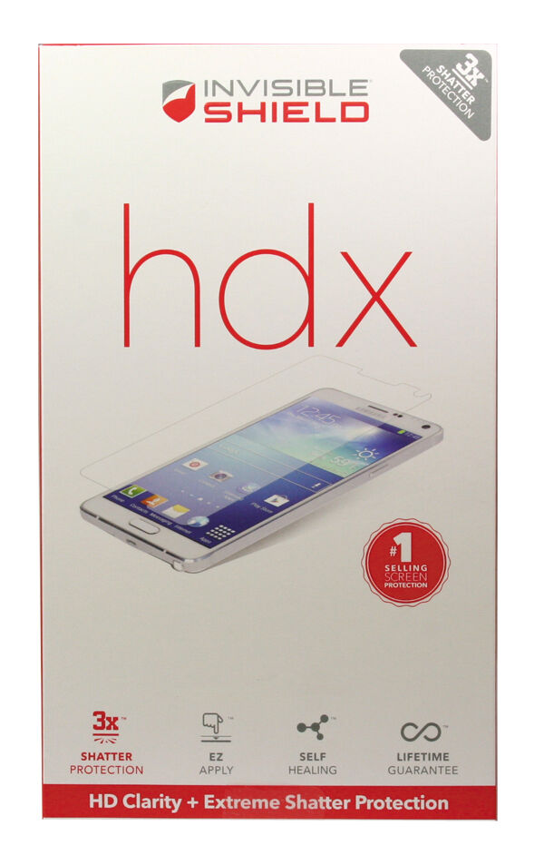 ZAGG Invisible Shield HDX Extreme Screen Protector for ...