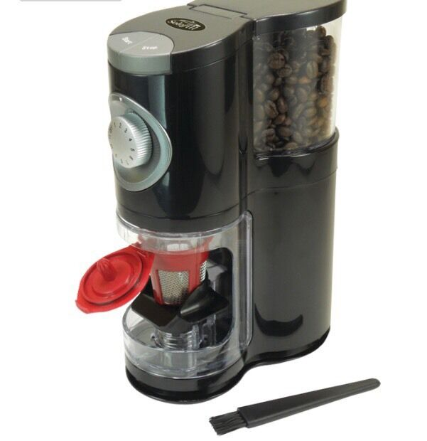 cuisinart coffee grinder how to use