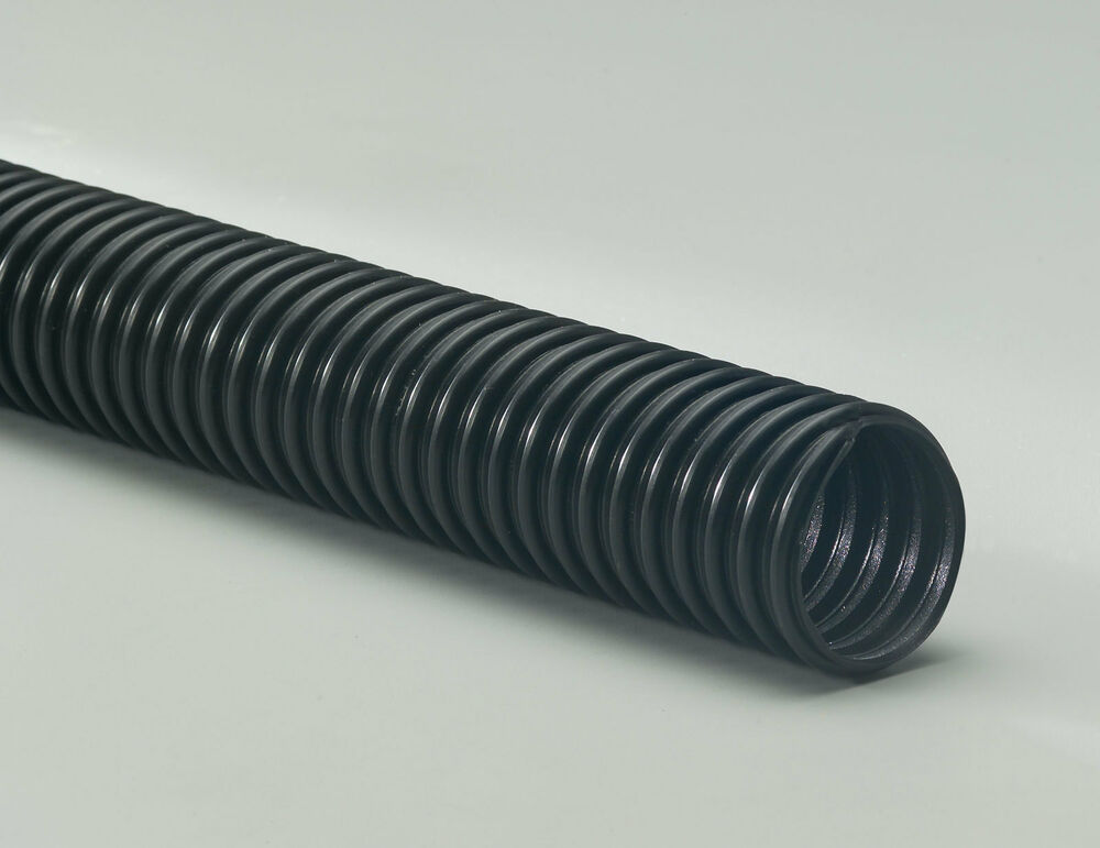 Quot plastic corrugated hose dust collector collection ebay
