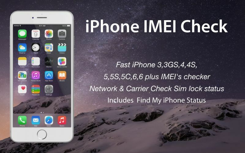check iphone imei iphone imei carrier check sim lock status amp find my iphone 10388