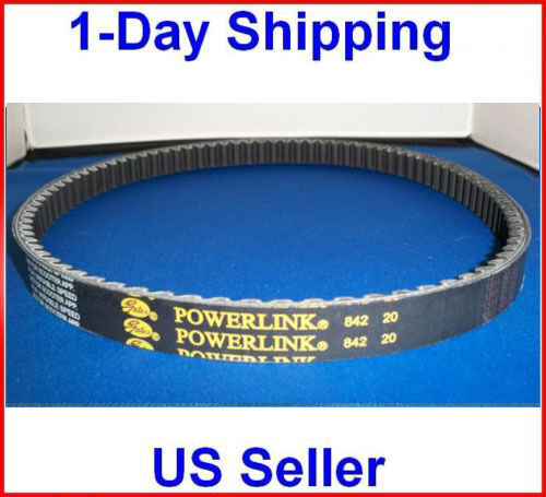 Gates Powerlink Scooter Drive Belt Gy6 842 20 30 150cc Ebay