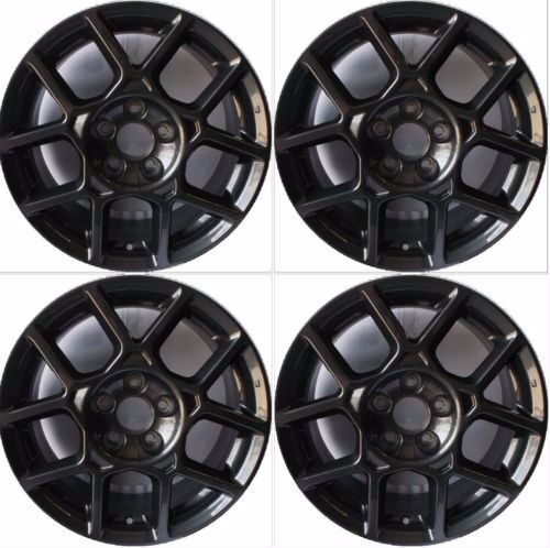 "4 New 17"" Type S Style Wheels Rims Fits 2004 2005 2006"