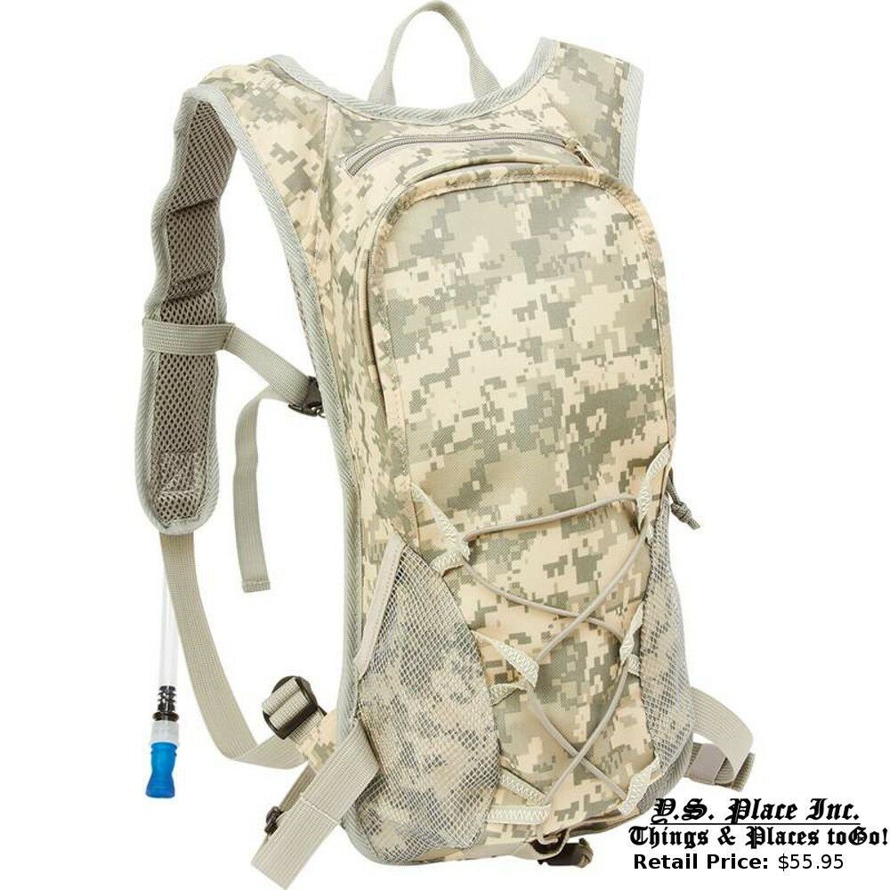 Karrimor SF Tactical Hydration System 3L Multicam MTP Source PLCE Water Bladder