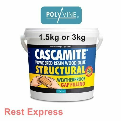 Polyvine Cascamite Structural Powdered Resin Wood Glue