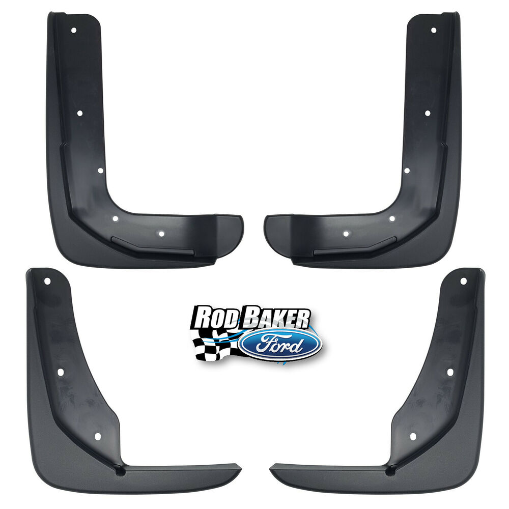 2016 Ford Taurus Sho >> 2010-2015 Ford Taurus OEM Genuine Molded Splash Guards ...