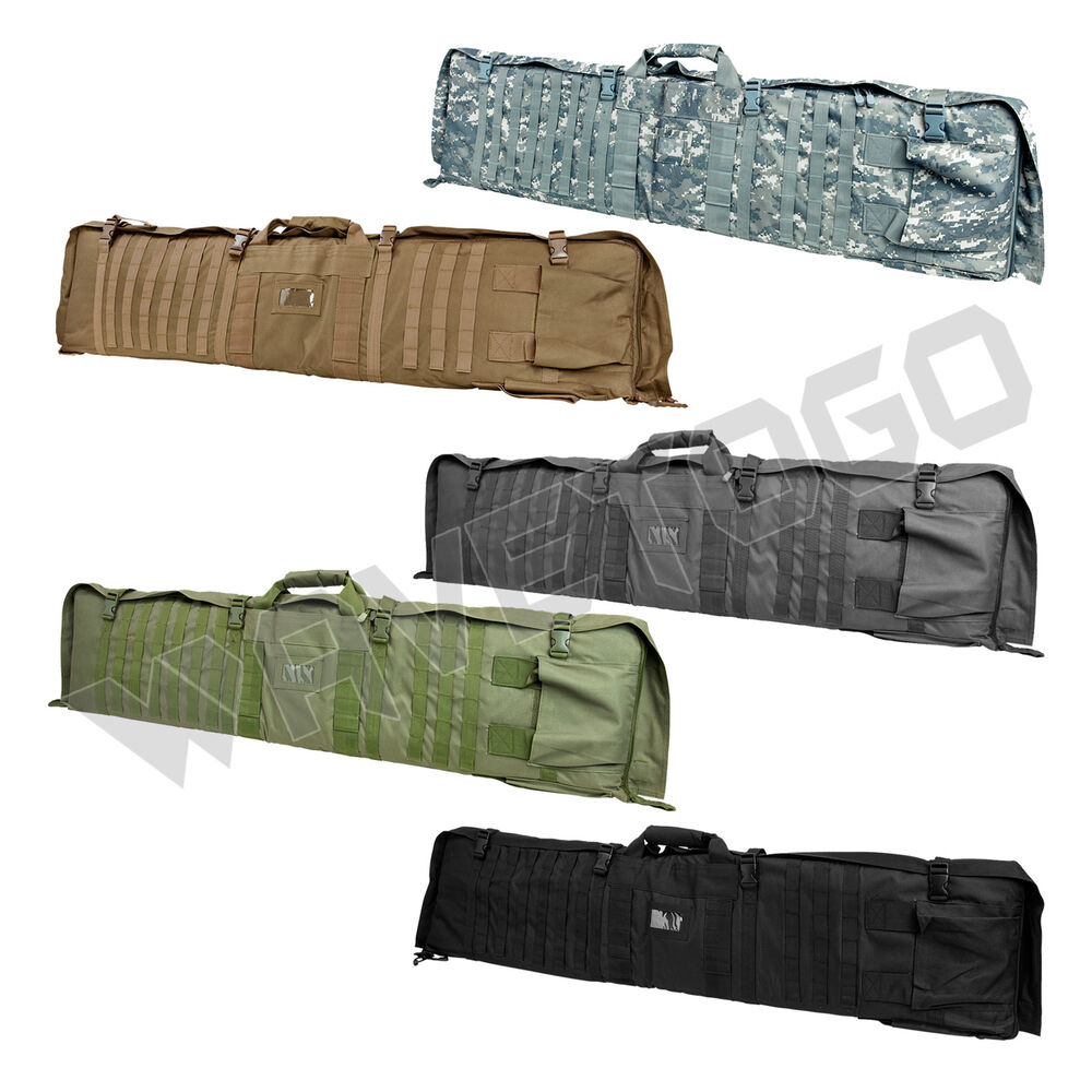 Vism Ncstar Military Tactical Rifle Case Range Molle