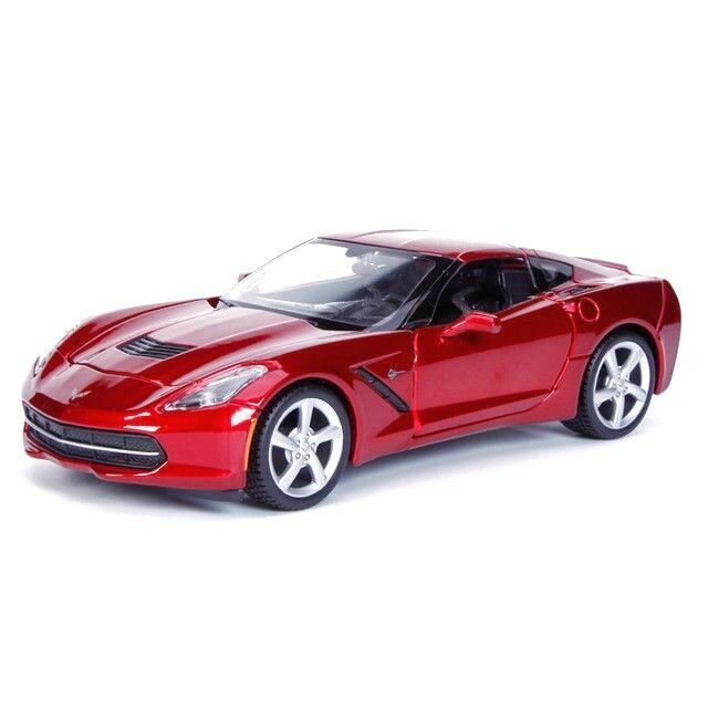 Maisto 2014 1:24 Scale Chevy Corvette Stingray 7.5