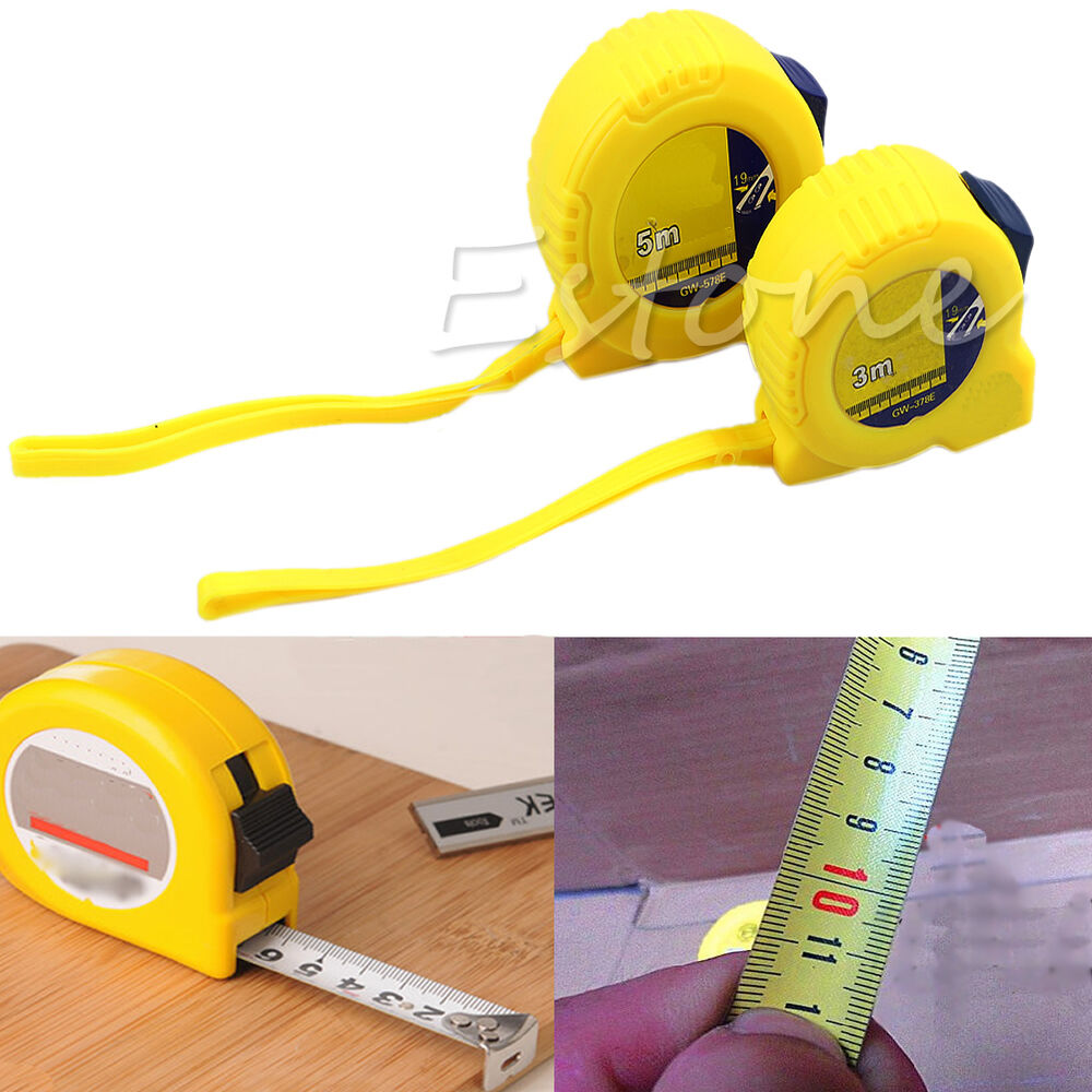 how to read steel tape measure