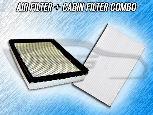 Air Filter Cabin Filter Combo For 2000 2001 2002 2003 2004