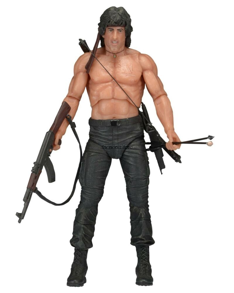 Rambo 7 Quot Scale Action Figure Force Of Freedom Rambo