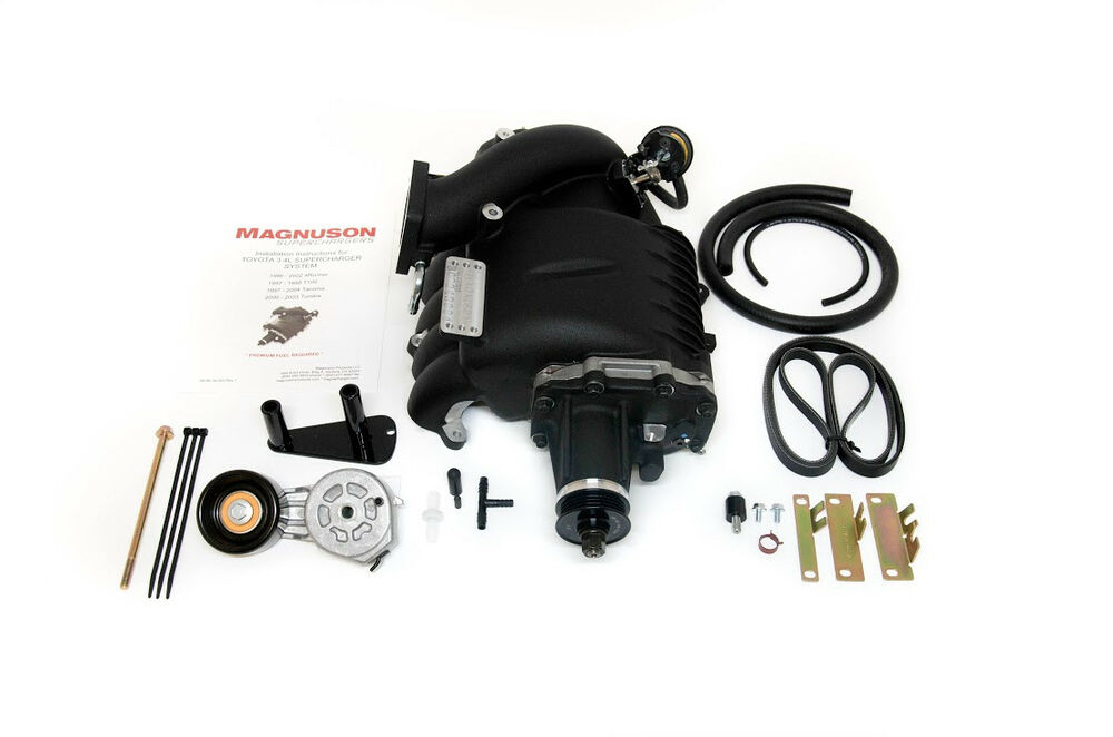 Toyota Tacoma 4runner T 100 Tundra Supercharger 3 4 5vz