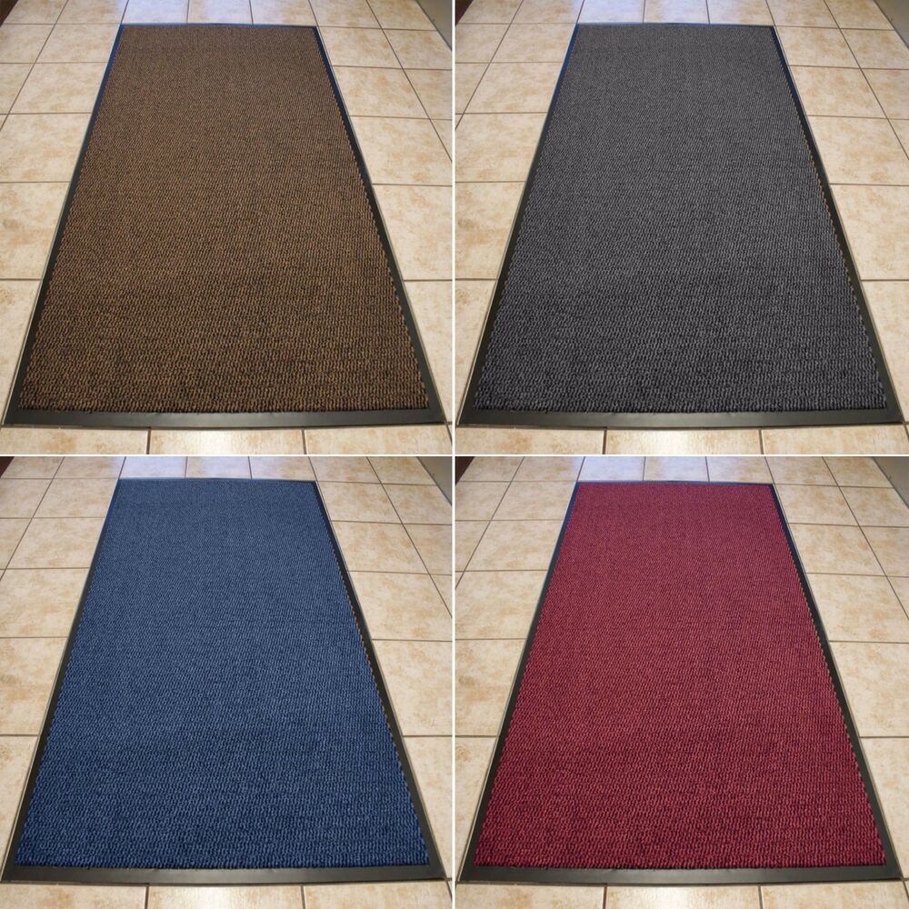 Barrier Mat Heavy Duty Large Amp Small Rugs Back Door